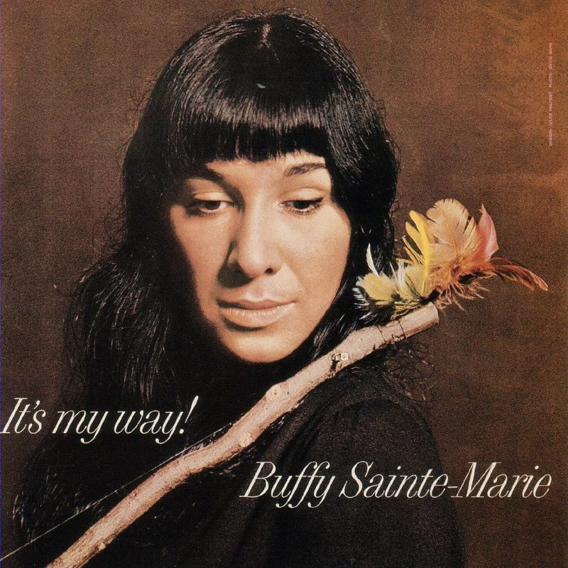 Buffy Sainte-Marie, It's My Way!