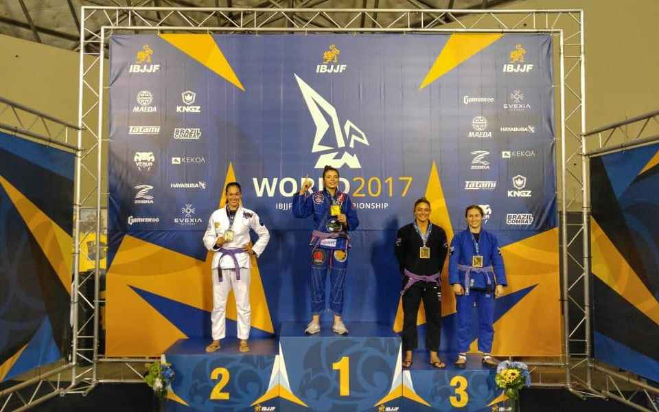 Gainesville bjj – Michelle Welti – Dominion BJJ – Worlds2017