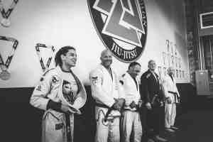 Claudia Do Val Seminar Black Belts