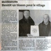 Montblainville Article