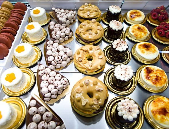 Dominique Ansel Bakery wins Best Bakery 2012 by Metromix New York