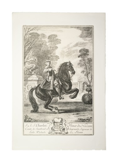 2. Prince de Nassau 9.75x15.375