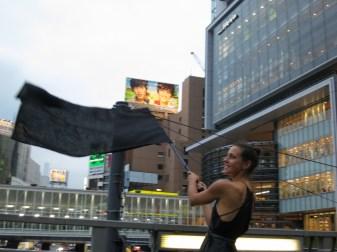 Black Walks Tokyo