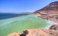 Lac Assal, désert Danakil, Djibouti.