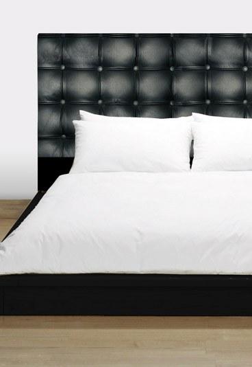 royale la t te de lit dominique d coratrice. Black Bedroom Furniture Sets. Home Design Ideas