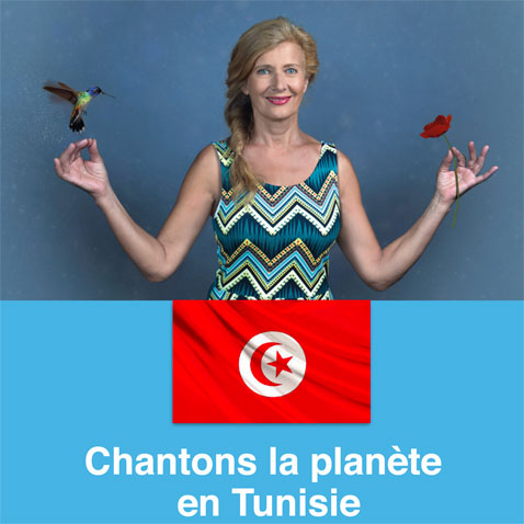 Chantons la planète en Tunisie