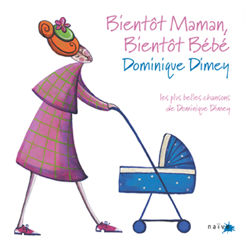 Pochette CD Bientôt maman bientôt bébé