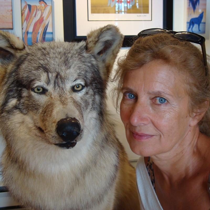 Des yeux de loups