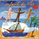 """Pochette CD de l'album """"Enfants des ïles"""" de Dominique Dimey"""