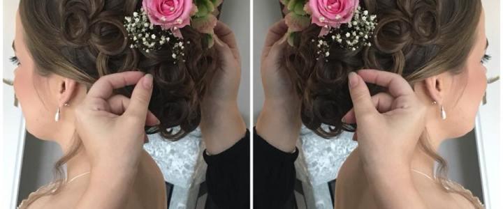 Bruid Ella – Bruidskapsel