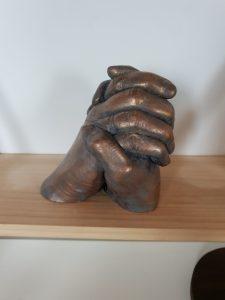 brons 3dhanden