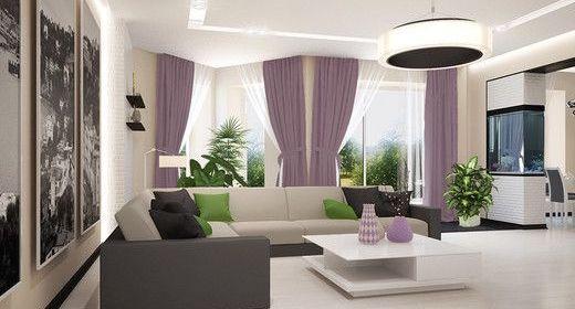 Дизайн квартиры-мобил