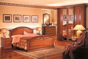 Интерьер спальни - этнические оттенки