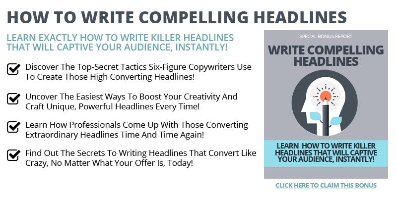 Write Compelling Headlins