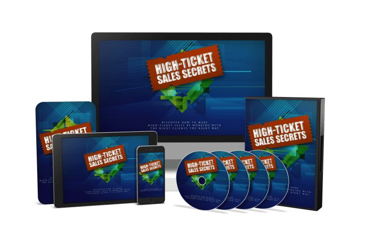High Ticket Sales Secrtes