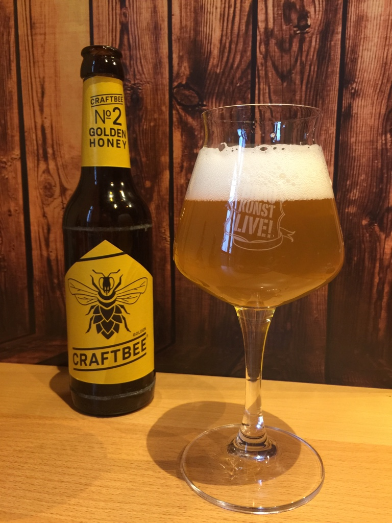 craftBee - Golden Honey