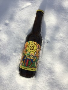 Maisel & Friends - Juicy IPA im Schnee Foto