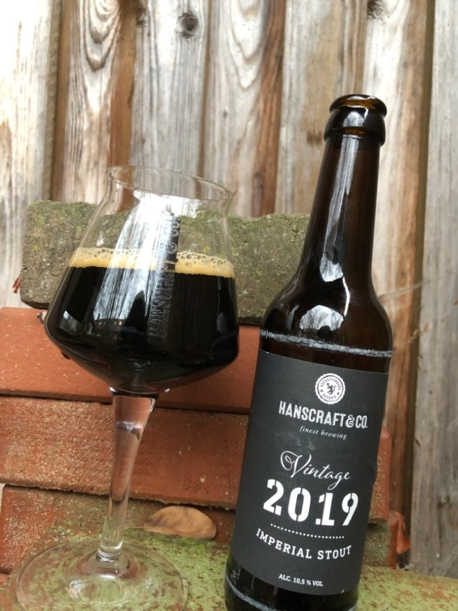 Hanscraft - Vintage 2019 im Glas