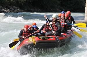 atrakcje w Pieninach - rafting