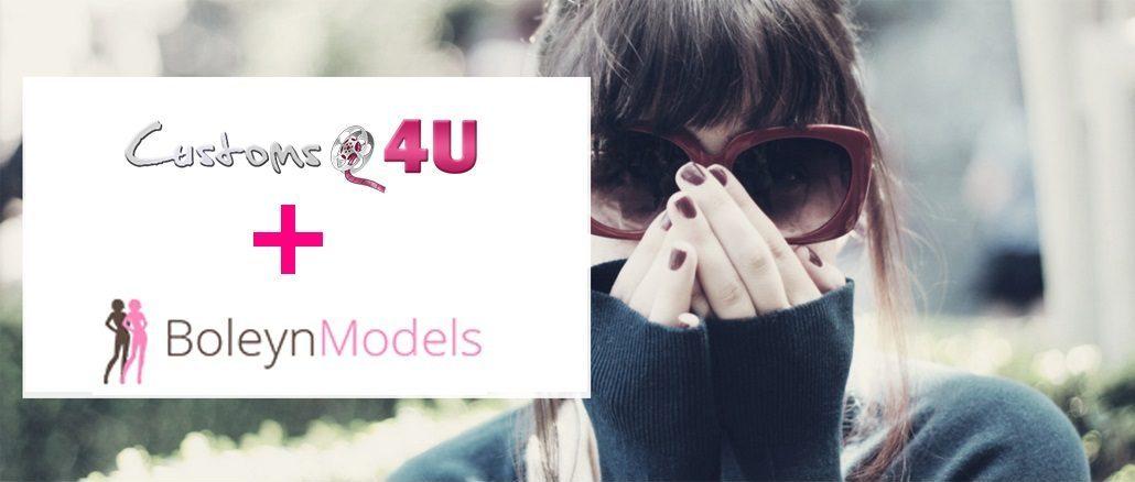 Customs4U Boleyn Models