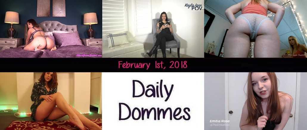 February 1st, 2018