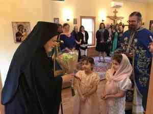 Annunciation Archpastoral Visit 2018