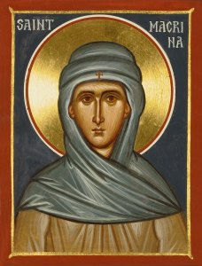 Icon of St. Macrina
