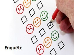 Enquête Satisfaction clients