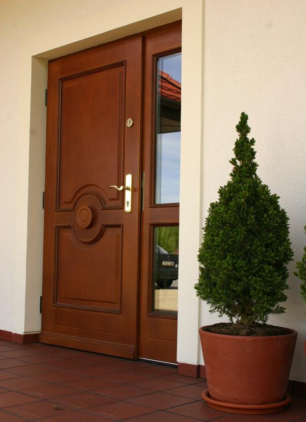 Входные двери: разновидности дверей, выбор материала и установка дверей
