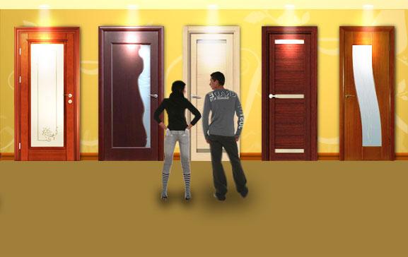 Межкомнатные конструкции: как найти идеальные двери?