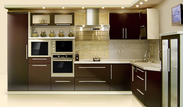 Модные тенденции в интерьере кухни и кухонной мебели