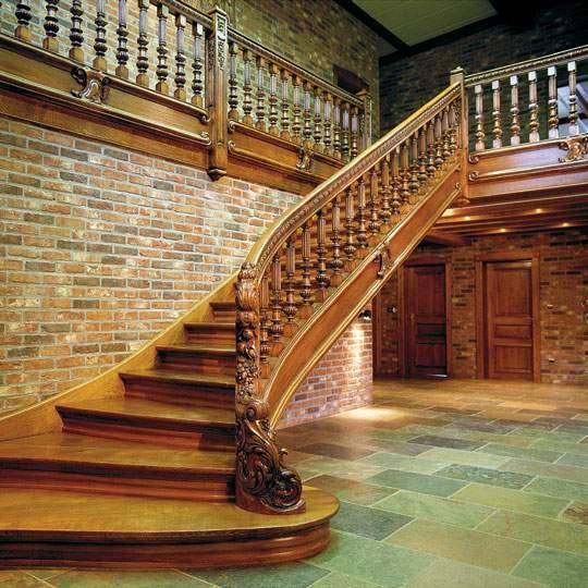Лестницы из дерева под заказ – идеальный вариант для дома