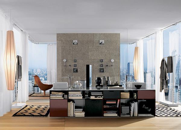Интерьер ванной комнаты: идеи, стройматериалы и источники вдохновения