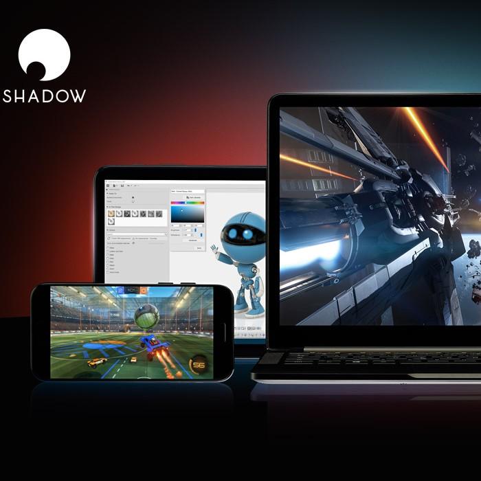 Shadow PC Cloud