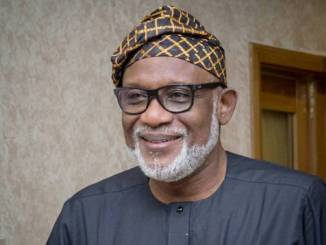 APC Has Come To Stay – Akeredolu Says As He Revalidates Membership Status