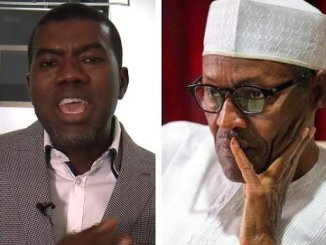Why Buhari Nominated Buratai As Non-career Ambassador – Reno Omokri Reveals