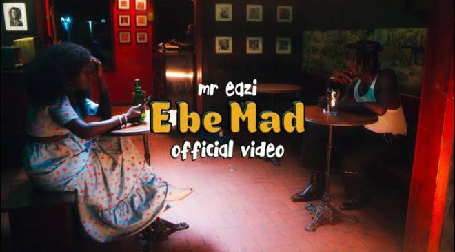 Mr Eazi – E Be Mad MP4 Download