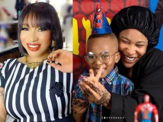 """""""I'm Raising A Son That Your Daughter Will Be Safe With"""" – Tonto Dikeh Writes"""
