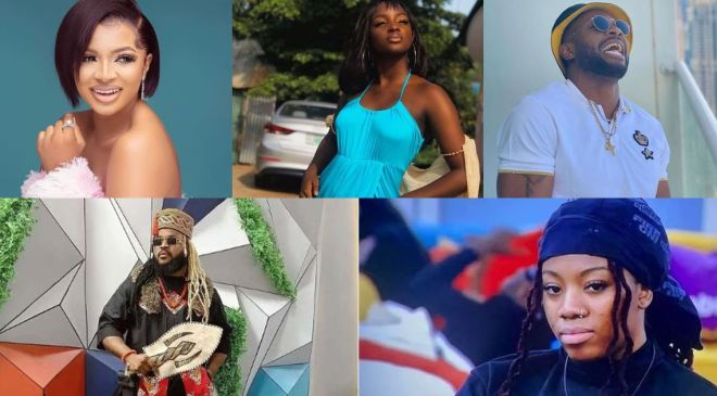 Liquorose tops list of richest housemates (Check out the full list)