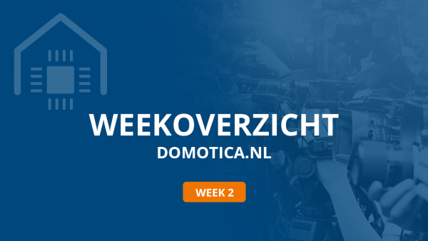 weekoverzicht week 2
