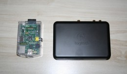 Raspberry Pi and SqueezeBox