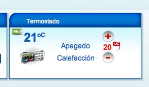 Termostato Vera