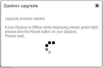Upgrade Zipabox