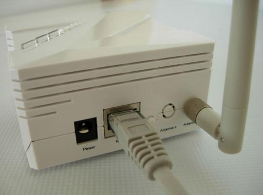 Zipabox RJ-45 Ethernet