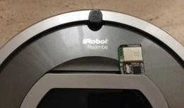 Roowifi - iRobot Roomba