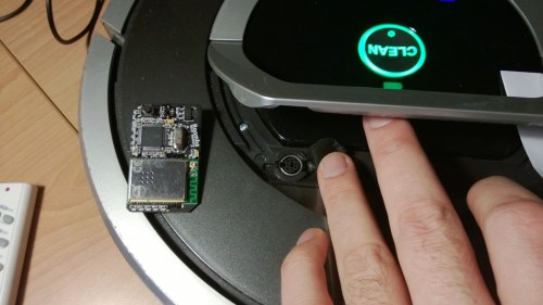 Roowifi para Roomba