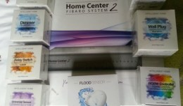 Productos FIbaro Z-Wave