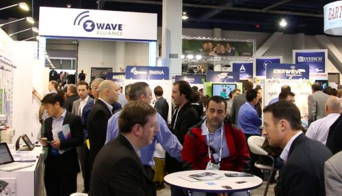Booth Z-Wave Alliance