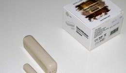 Unbox del sensor de Fibaro