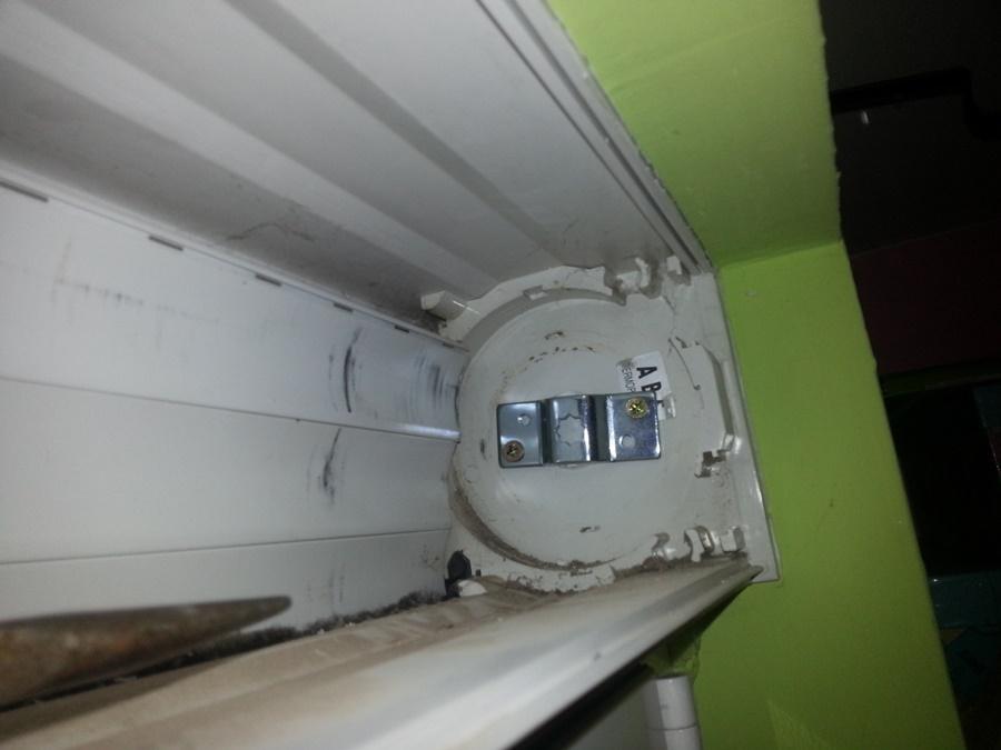 Gu a de instalaci n de persianas motorizadas con control z - Motores tubulares para persianas ...
